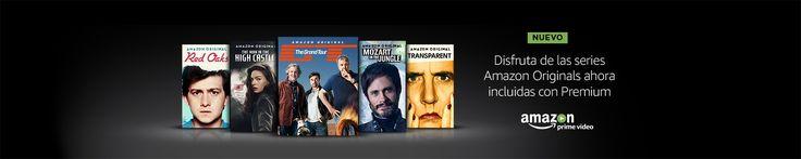 'Amazon Prime Video' ahora gratis con tu cuenta Premium de Amazon.  Noticias de interés sobre cine y series. Noticias estrenos adelantos de peliculas y series