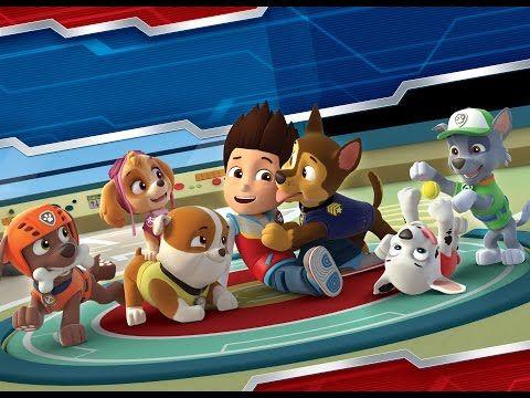 Paw Patrol Full Episode Nick Jr   Animation Movies 2015   Cartoon Movies