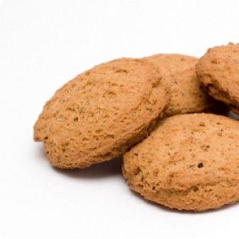 Ricette light: biscotti integrali al miele