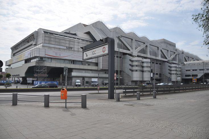 Structural Expressionism - Internationales Congress Centrum Berlin