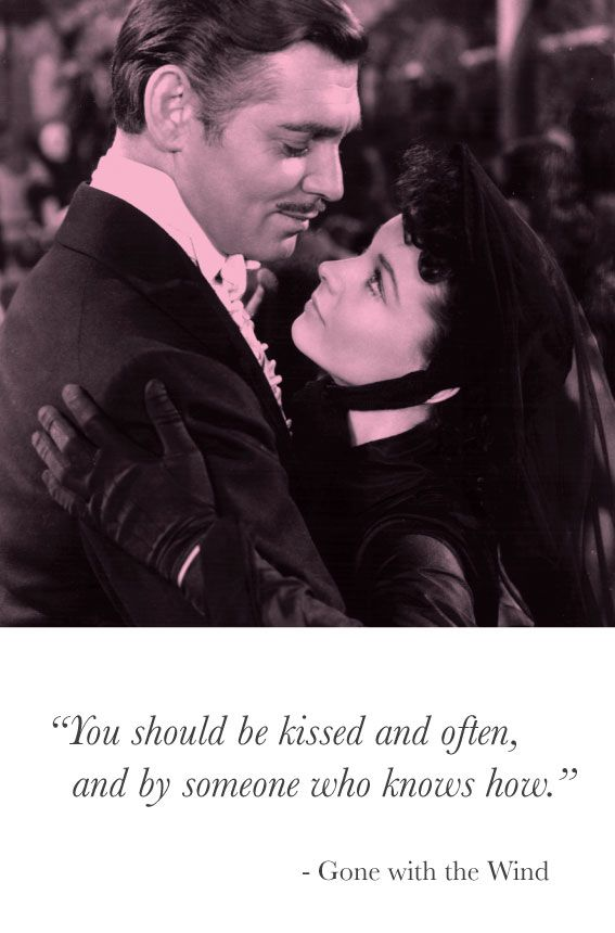 Wise words, via Clark Gable. What is your favourite classic romantic film quote? 💕  #gonewiththewind #oldhollywood #vivienleigh #scarlettohara #rhettbutler #love #jewellers #jewellery #ring #pendant #bracelet #necklace #giftideas #romance #valentinesday