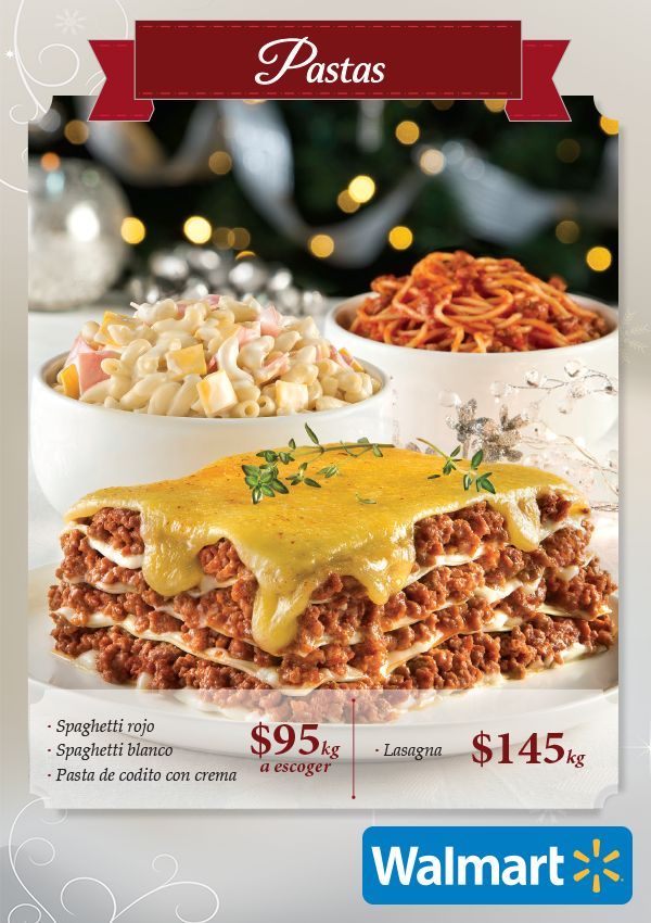 cenas navideas pastas ue spaghetti rojo kg ue spaghetti blanco