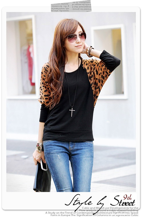 Blouse BL1586-Black