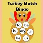 Students will have fun learning their two letter words with this adorable Turkey Match. This makes a great literacy center or RTI activity for up t...