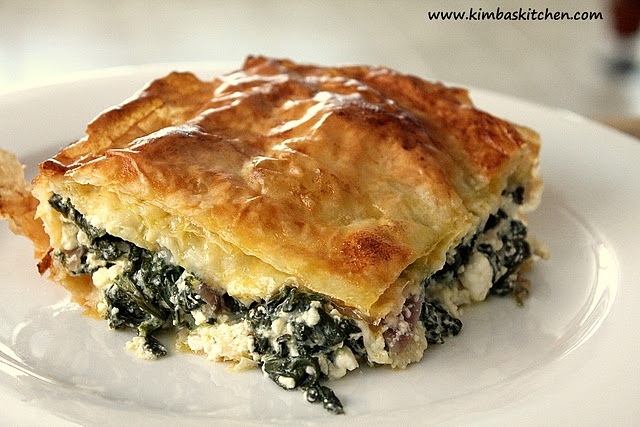 .: Delicious Dinners, Cooking Experiment, Spanakopita Recipes, Creative Yummy, Easy Spanakopita, Kimba Kitchens, Comforter Food, Mediterranean Recipes, Favorite Recipes