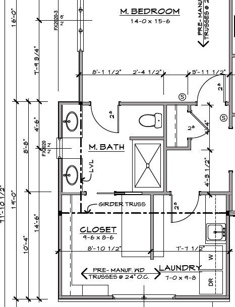 1000 ideas about walk in closet dimensions on pinterest for Master walk in closet dimensions