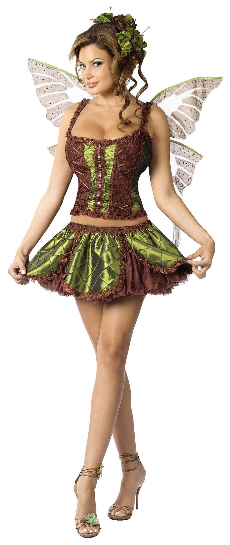 Enchanting Fairy Adult Costume