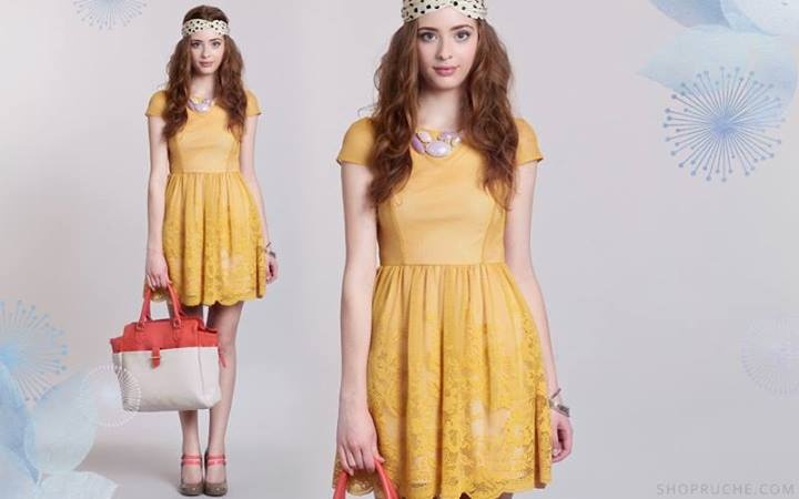 Modern vintage dress for summer women s fashion pinterest