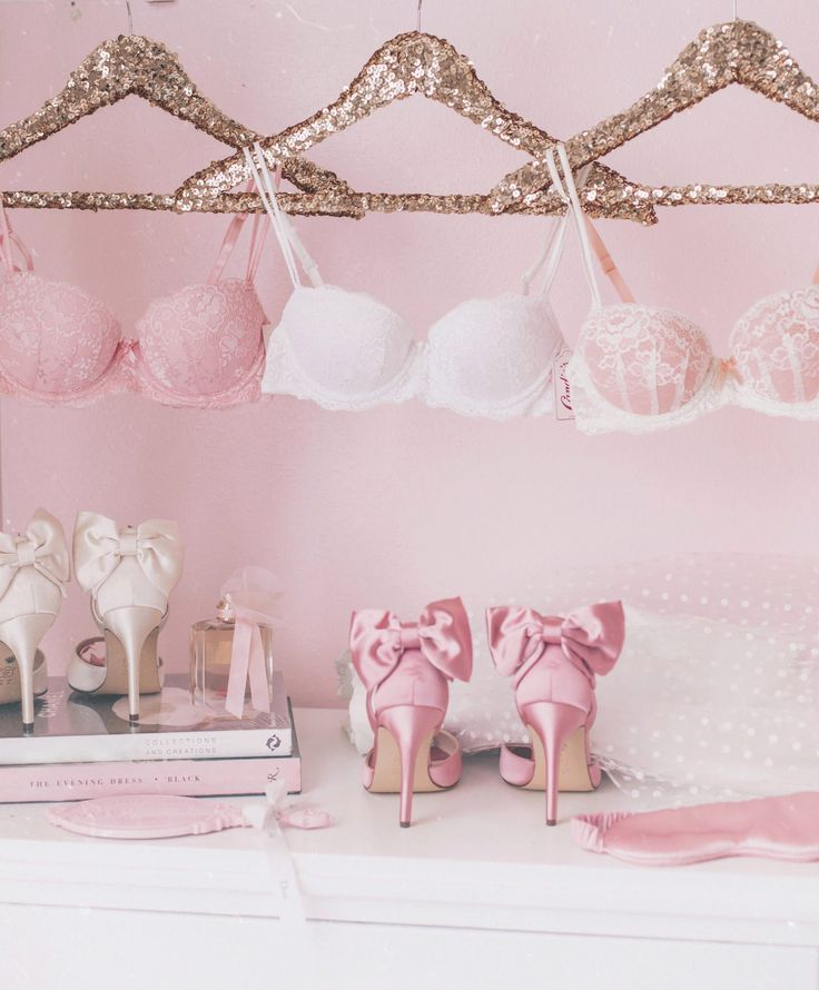 Oh, la, la, here's what I currently lend to the Candie's Intimates line … – frauen mode