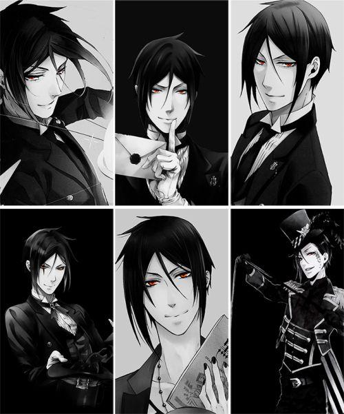 Tumblr dedicated to Kuroshitsuji (Black Butler) : Photo
