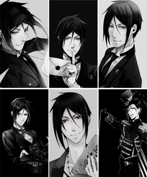 Tumblr dedicated to Kuroshitsuji (Black Butler) : Photo