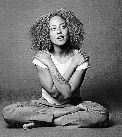 Cree Summer! My curly inspiration from high school. Went curly at Spelman. No surprise there. :-)