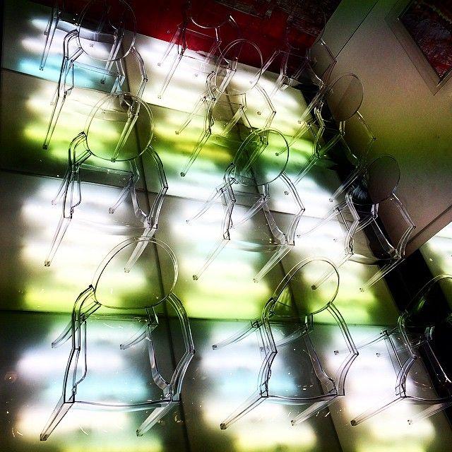 #paris #ddays #kartell #saintgermain #deco #chair #lights #gwarphoto #gwar