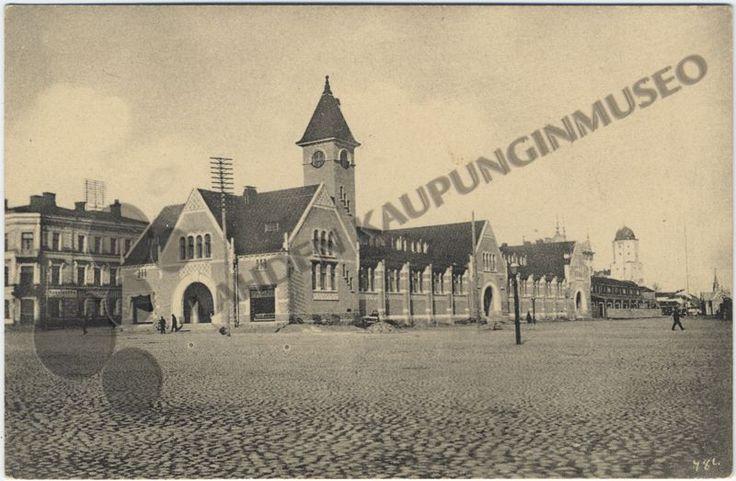 Image result for viipurin kauppahalli