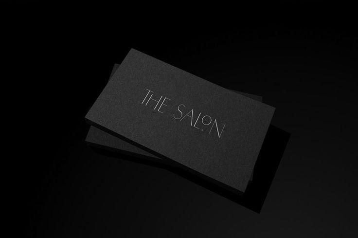The Salon: Logos Typography, Graphics Designs, Business Cards, Elan Logos, Salon Logo, Logos S, Studios Newwork, Image, Salons Logos