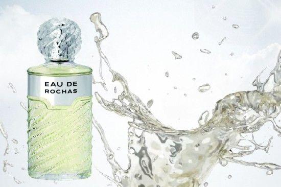 Eau De Rochas...fresco, frizzante, non riesco a trovare una fragranza migliore, e' il profumo della mia vita....