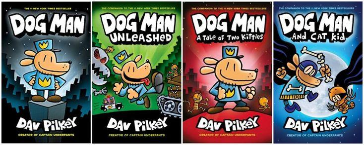 Dog Man Books For 50 Off The Mom Creative Dog Man Book Dog Man Unleashed Man And Dog