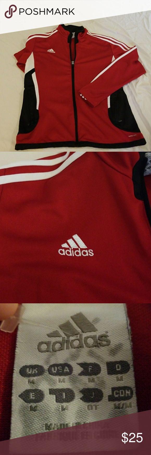 Adidas climacool jacket Red Adidas jacket like new adidas Jackets & Coats