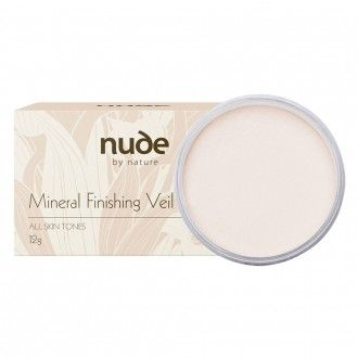 Nude By Nature Mineral Veil Finishing Powder 12 g