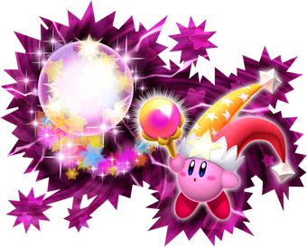Kirby Wii Copy Abilities | Kirby's Adventure Wii | Platform Game | Wii | Nintendo