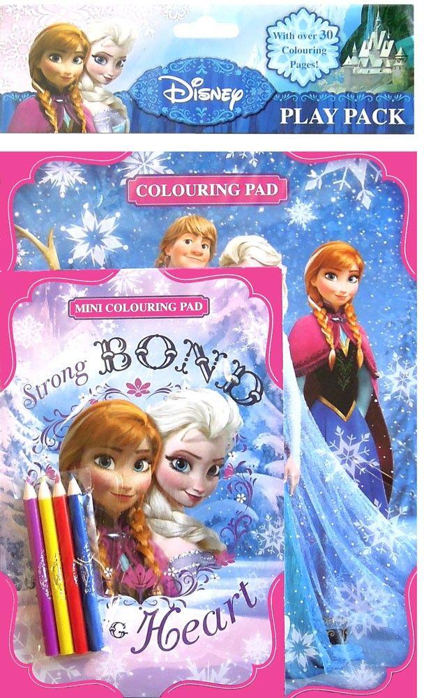 Wholesale Frozen Play Packs