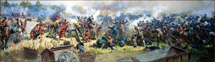 The Battle of Poltava - the biggest battle of the Great Northern War - took…