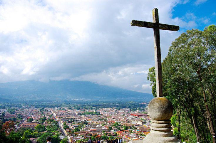 世界遺産『アンティグア・グアテマラ』マヤの末裔が住む街