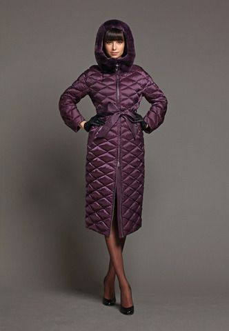 Пальто пуховое NAUMI WF16 55 01