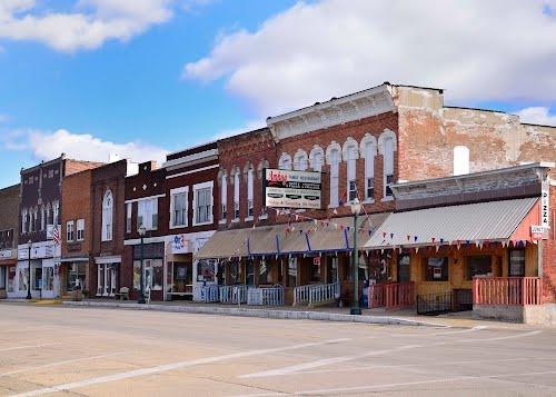 Amboy, IL Main Street