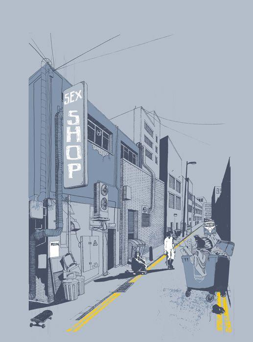 Jess Douglas Illustration | Urban Street Art | People & Portraits | Cars, Rally & Formula One