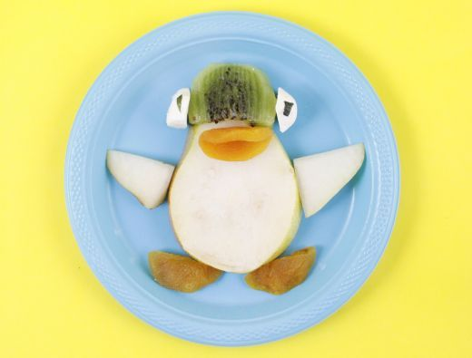"""Check it out - it's Duck from """"Sarah & Duck!"""""""