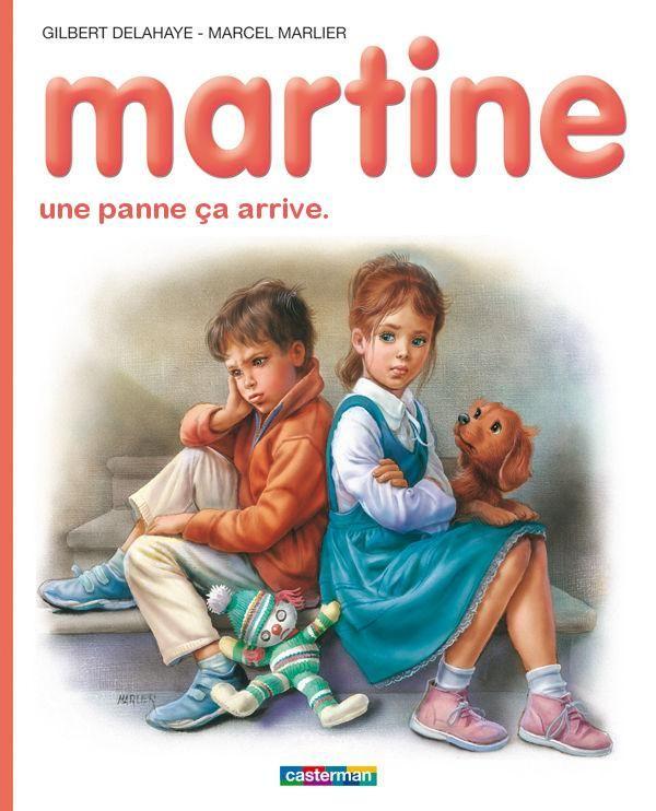 Martine découvre la vie de couple....