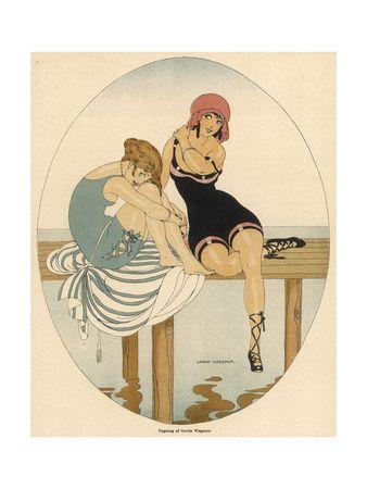 Gerda Wegener Posters at AllPosters.com