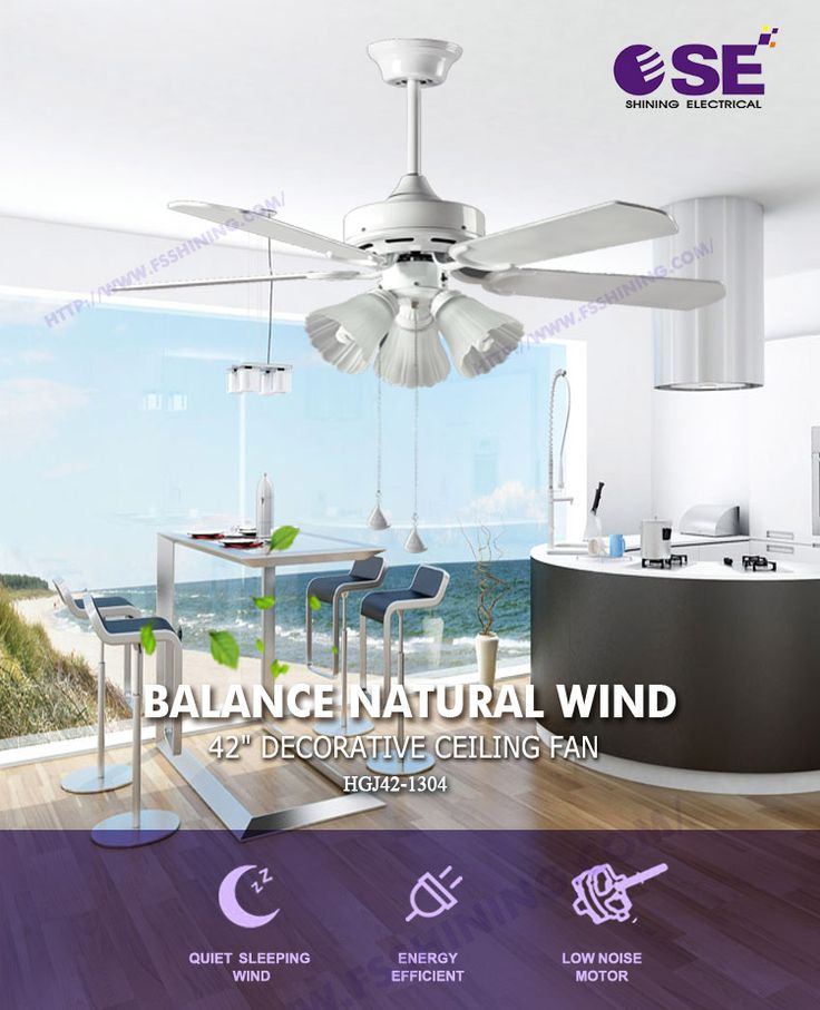 36 best ceiling fans images on pinterest classic style modern new fashion electric ceiling fan with light with great price mozeypictures Choice Image