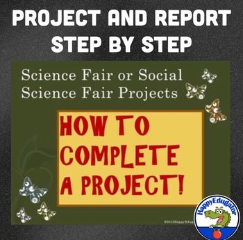 how to start a science fair research paper Need to know how to write a science fair abstract for your project ep 1 - how to pick your science fair project topic (hint: start with something interesting) continue your research why should i do a science fair project.