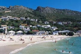 Beach at Gordons Bay, Cape Helderberg