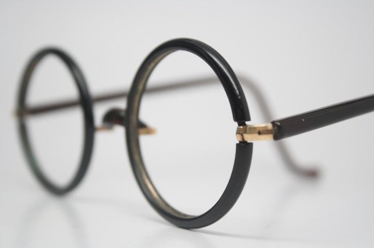 Vintage Round Zyl Windsor Eyeglasses - Windsor eyeglasses - Vintage eyeglasses