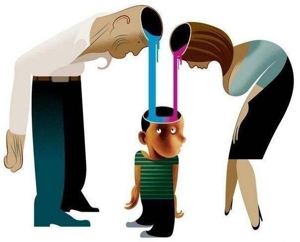 Жизнь в Потоке Творения - Стереотипы воспитания ребёнка и психосоматика