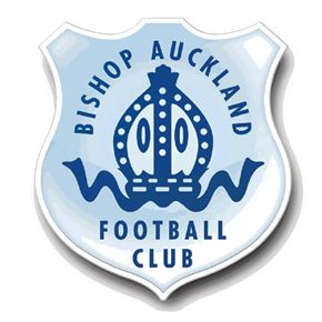 Bishop Auckland of England crest.