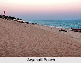 Aryapalli Beach is a lovely beach of pristine beauty, offers the calm and serene atmosphere to the national and international tourists. For more visit the page. #travel #seabeach #tourism
