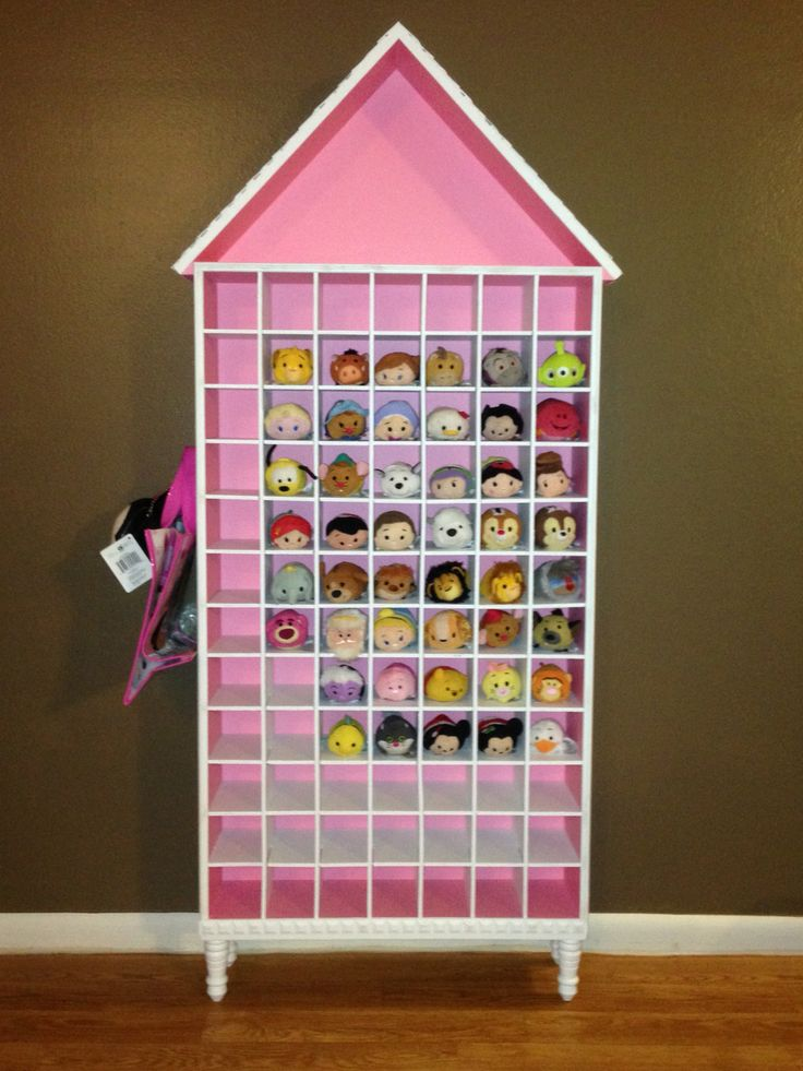Custom built Tsum Tsum House | Blair Bear | Pinterest | I ...