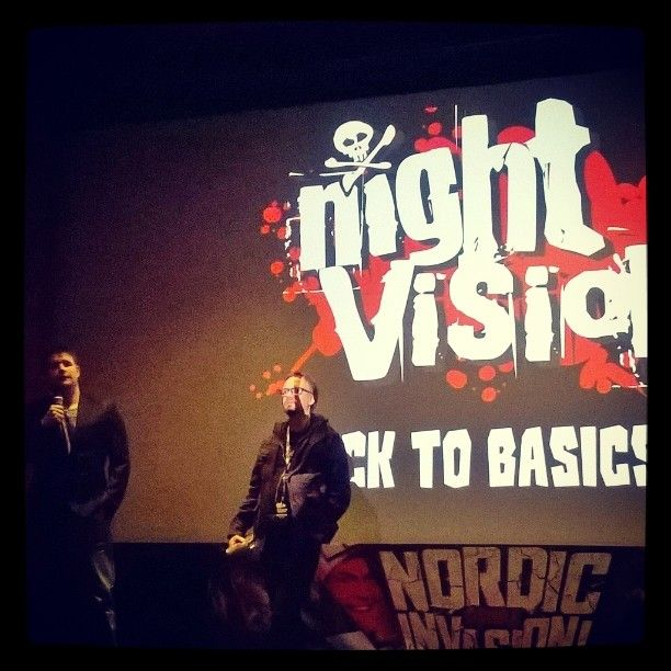 #ReineertKiil #Huset #premier ät #Andorra #kino #Helsinki 15.4.16 #nightVisions #festivaalit
