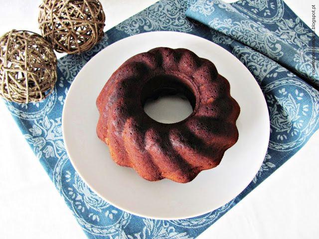 Bundt de Chocolate & Courgette