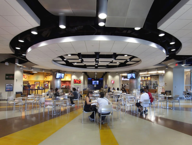 Florida International University FIU PG 5 Market Station Retail Classrooms