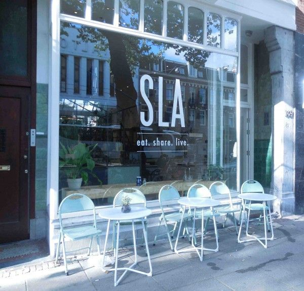 SLA - Amsterdam