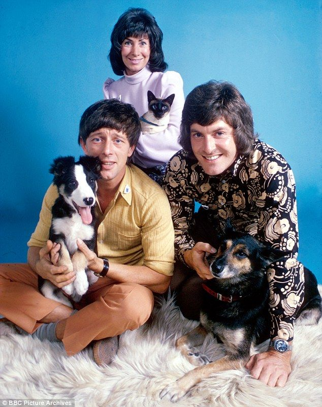 I had to include Blue Peter. I loved the show in the early 70s and John Noakes was my hero! I never could get the hang of making the things they did - using a fairy liquid bottle, cornflakes box, and sticky backed plastic. I once knew someone who won a Blue Peter badge...