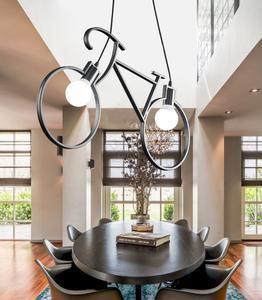 Bicycle Pendant Light