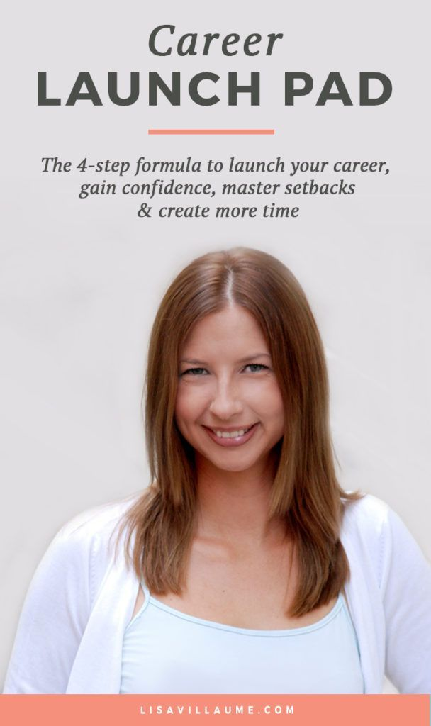 Want to finally have confidence in your career? Get the mini e-Course: Career Launch Pad! This course is perfect for young professionals who are tired of being overlooked for a promotion. This course shares step-by-step strategies to gain confidence in your career. Click through to sign up!