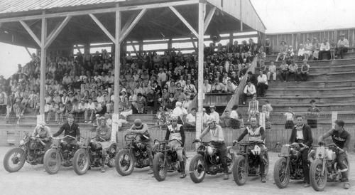 The History of the Sturgis Motorcycle Rally http://esr.cc/1cqZUY7 #TheRoadtoSturgis #Sturgis2014