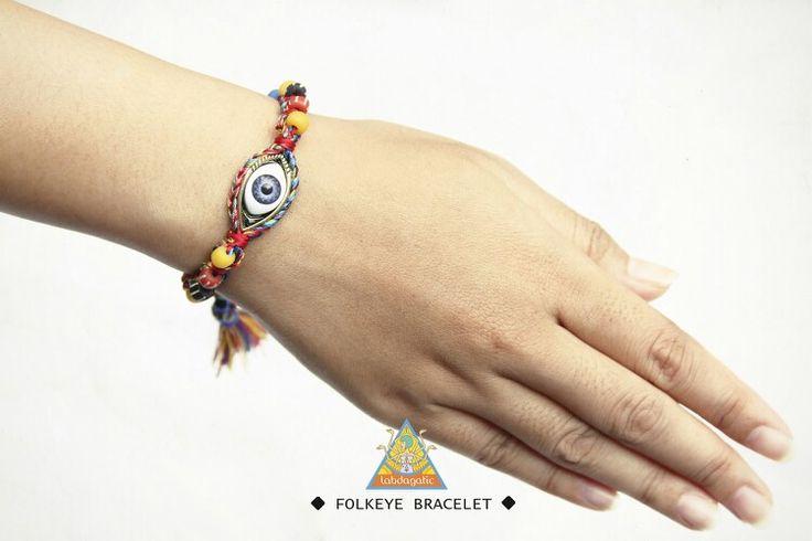 Folkeye bracelet